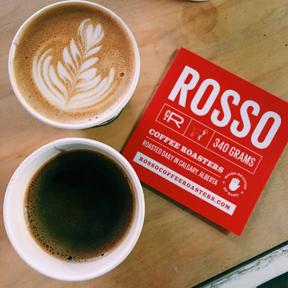Coffee drinker at home? How about Rosso coffee beans to your door too? @RossoCoffeeRoasters