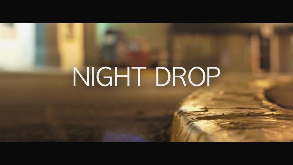 NIGHT DROP TITLE