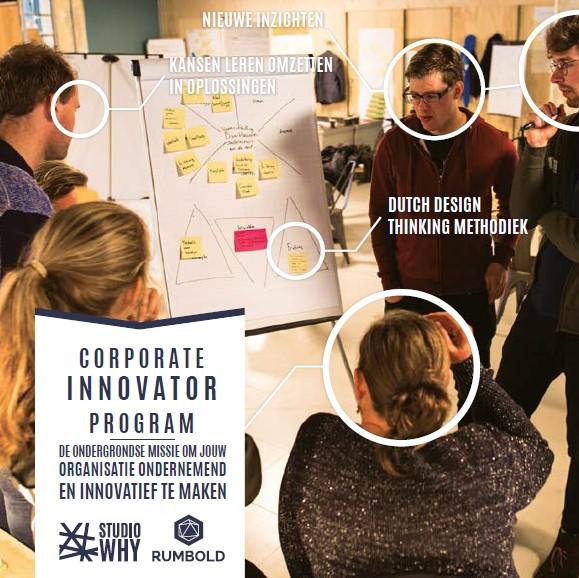 Brochure Corporate Innovator Program