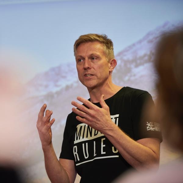 Benjo van den Boogaard   Firestarter