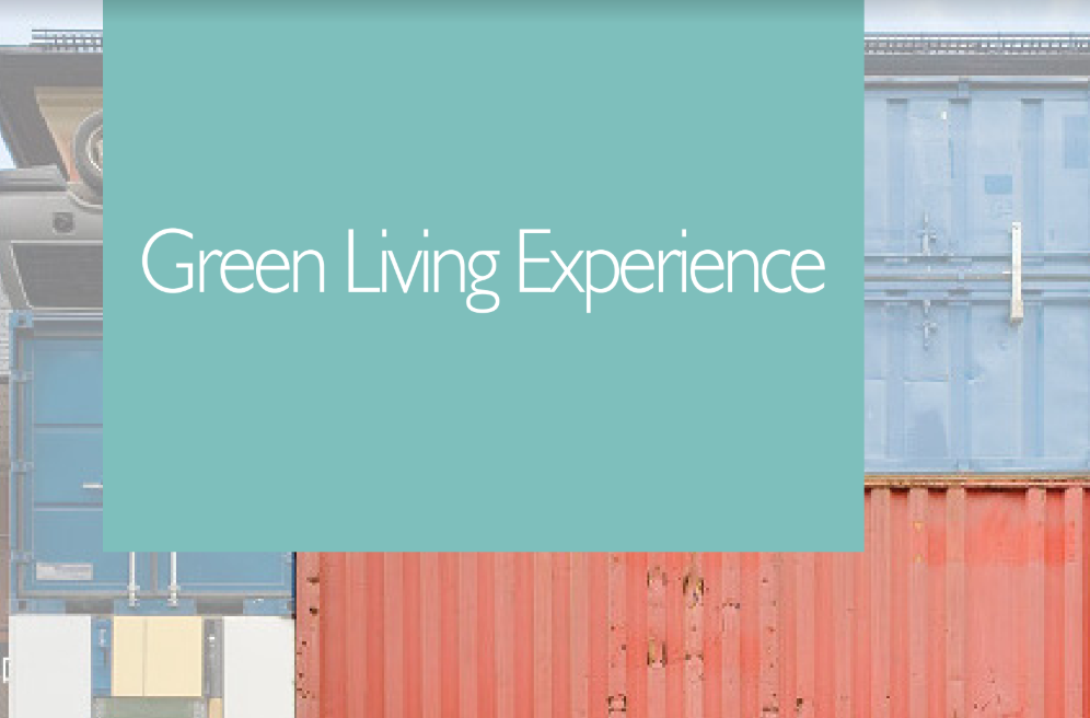 Green Living Experience Conceptboek