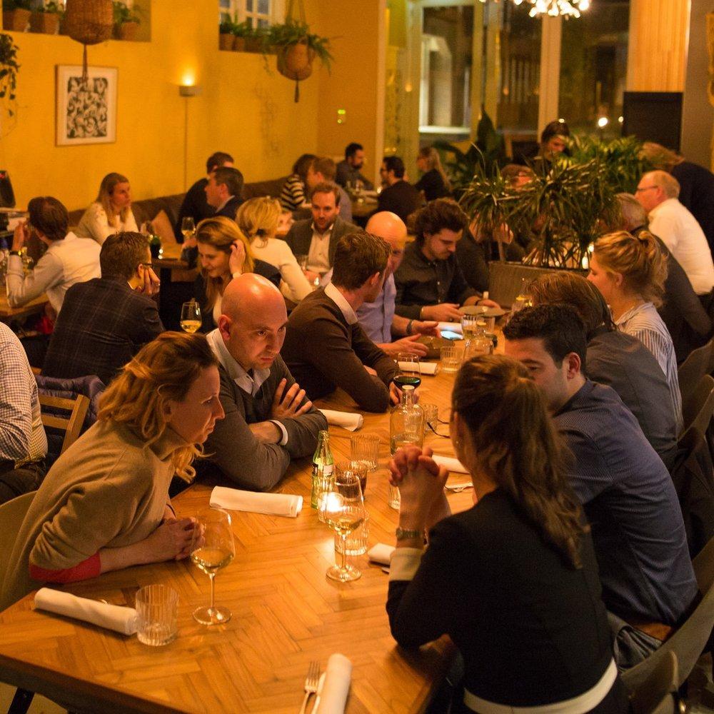 Diner design thinking