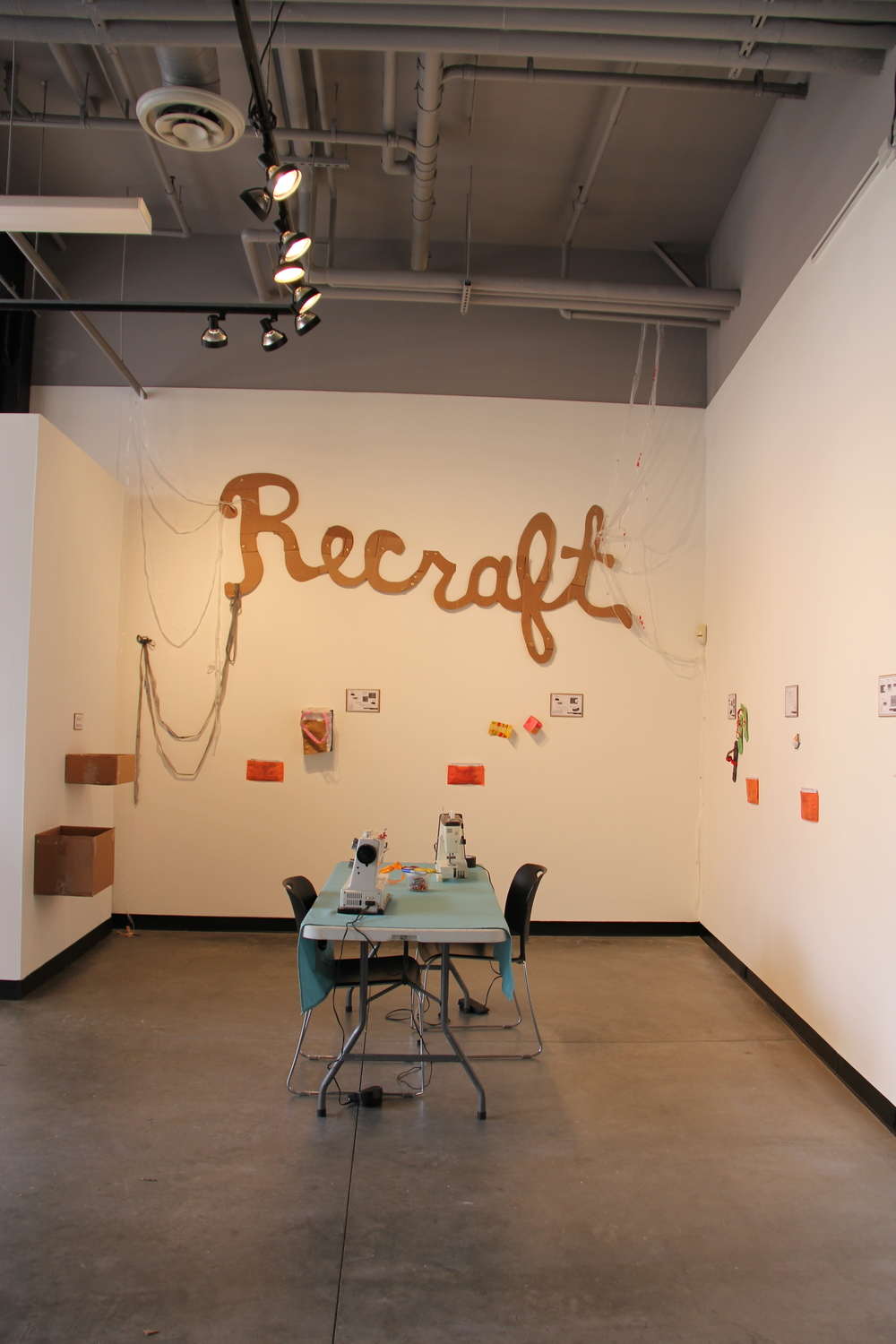 Recraft Workshop Space