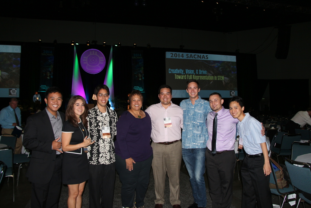 `Ilima SACNAS Officers and Campus Liaisons