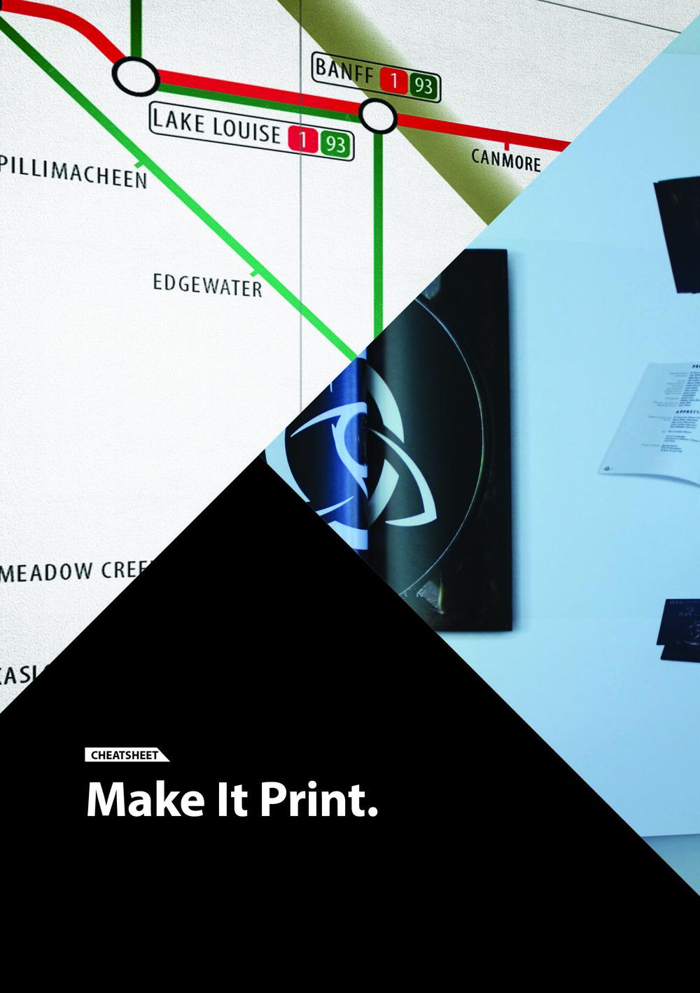 Make it Print