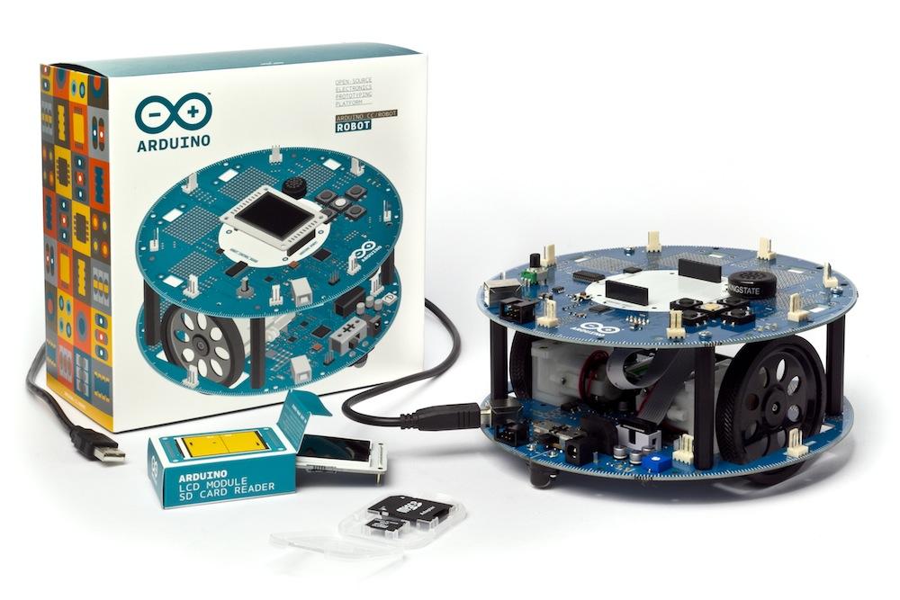 The Arduino robot