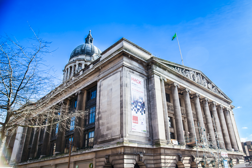 Advocacy - Helping the world benefit from Nottingham's booming tech industry