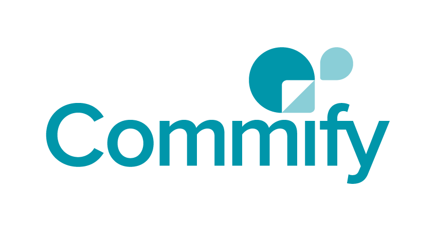 Commify logo