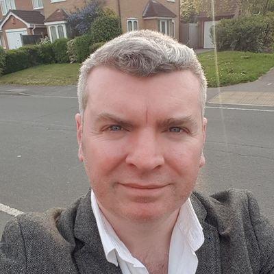Headshot of speaker Pete Gallagher