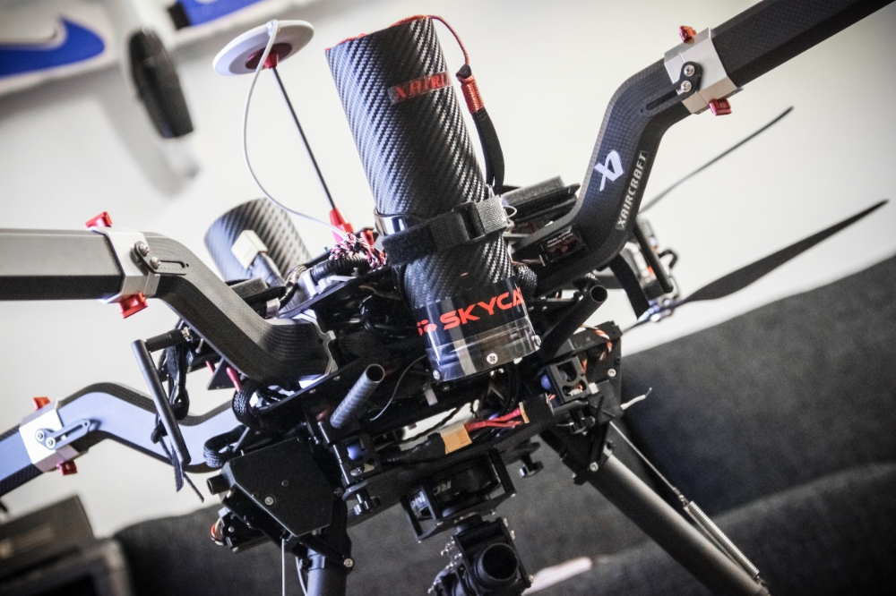 SKYCAT PRODUCTS CATER FOR UAV'S IN THE 2KG - 23 KG WEIGHT CATEGORIES
