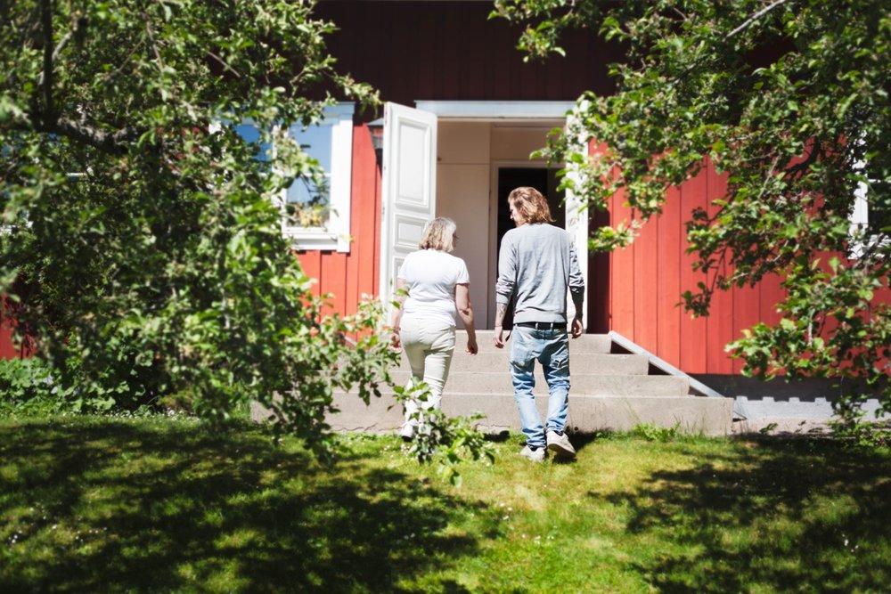 UNgdomsboende i Uppsala
