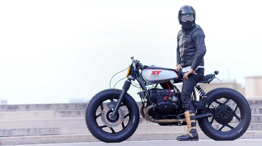 Motorbike Tour Paris