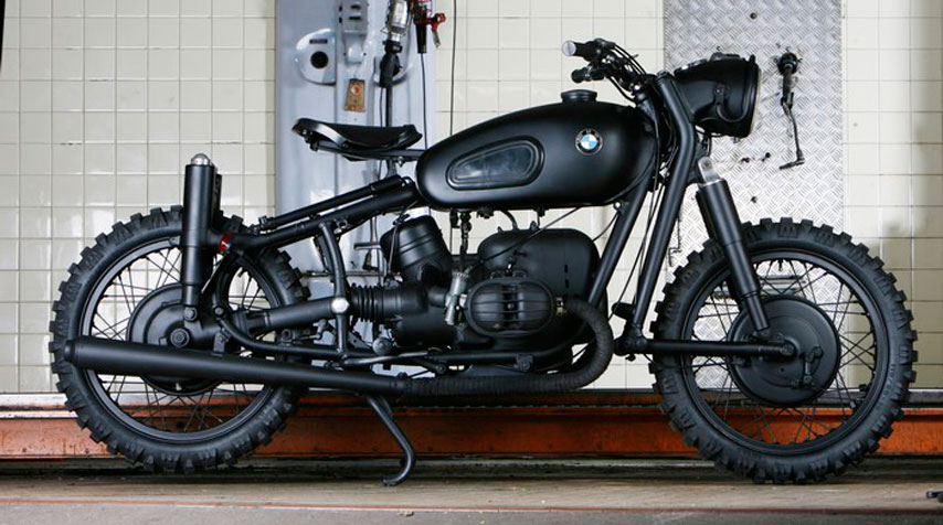 Blitz motorcycles bmw r60 2 great escape for Bj custom designs
