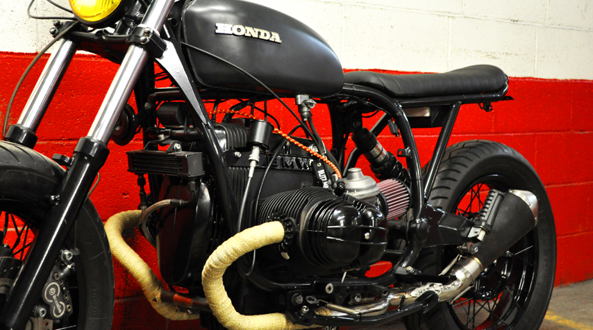 blitz motorcycles bmw  tracker