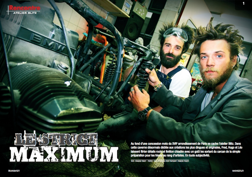 MaxiMoto August 2011