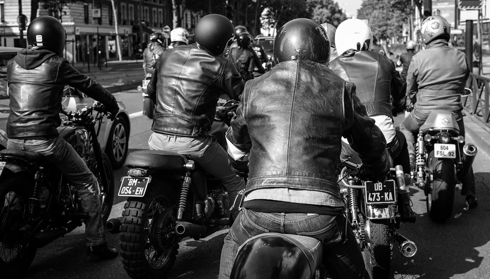 RRL Riders Paris 2014
