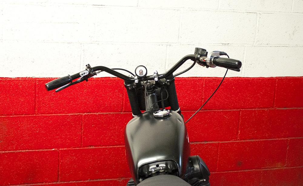 Blitz Motorcycles W650 El Tigre