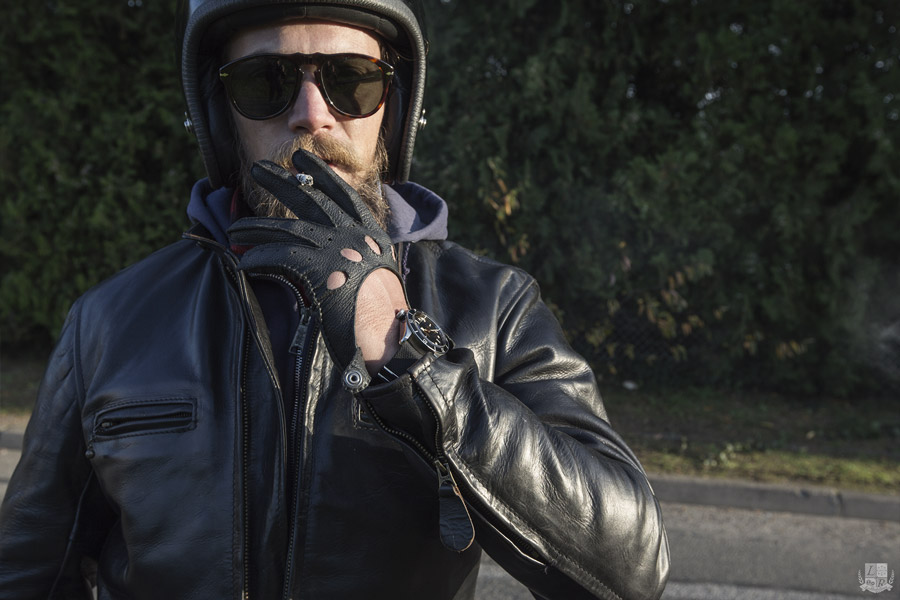 Blitz Motorcycles x Tudor Watches