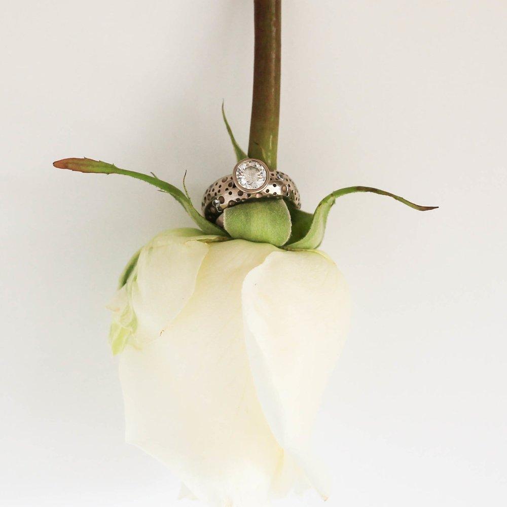 handmade-white-gold-engagement-ring