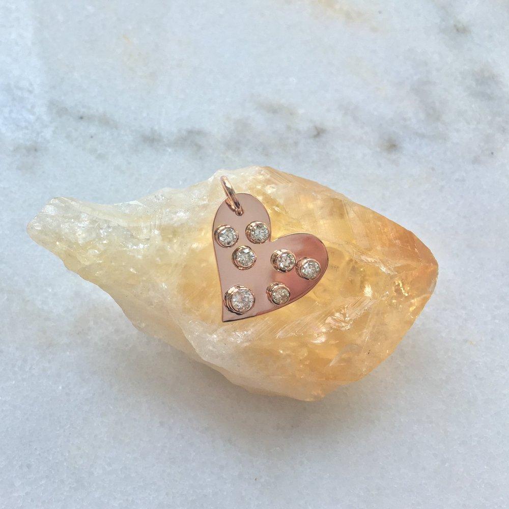 rose-gold-diamond-custom-pendant