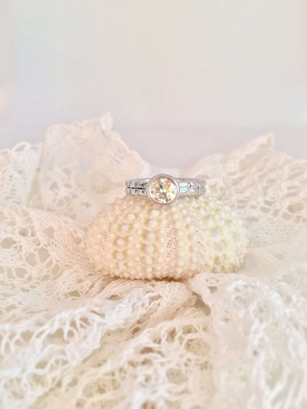 handmade-white-gold-diamond-engagement-ring