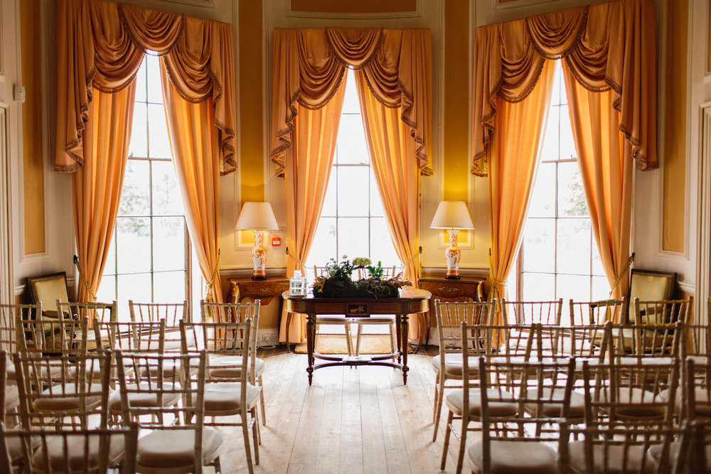 hill place weddings