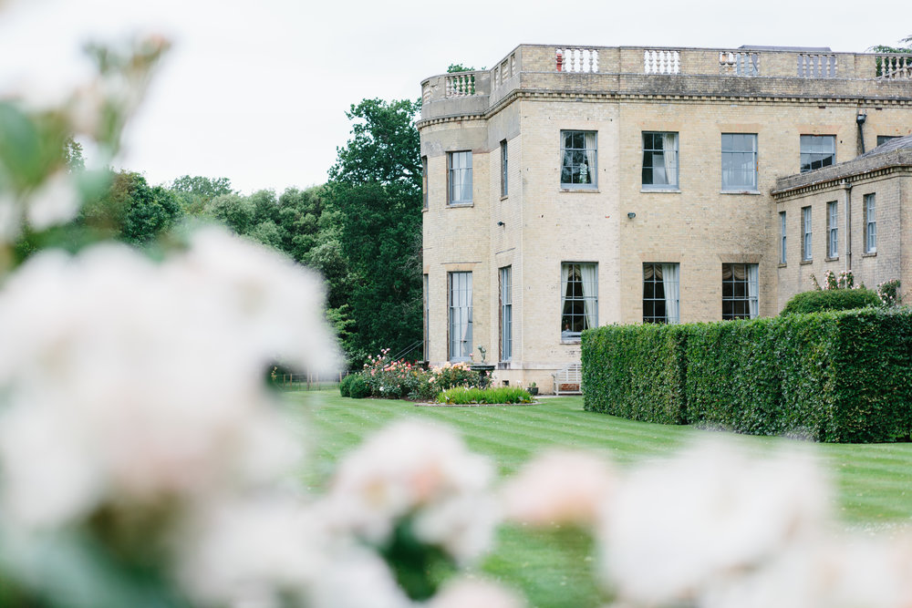 best hampsire wedding venues
