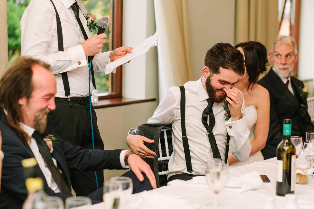 embarrassing wedding speeches