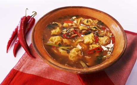 Tacaca (Hot & Sour Soup)