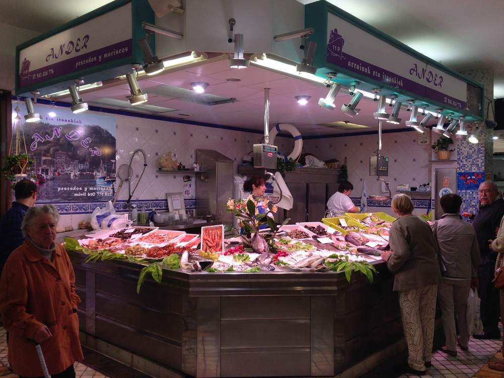 La Brexta's fish market  - photo by @afickledream_
