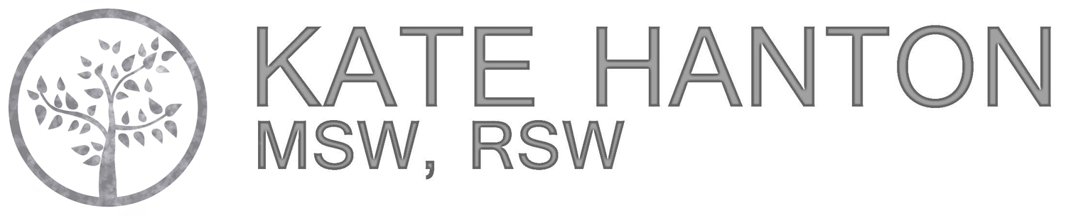 Kate Hanton, MSW, RSW, Certified EMDR Therapist, Kingston, Ontario