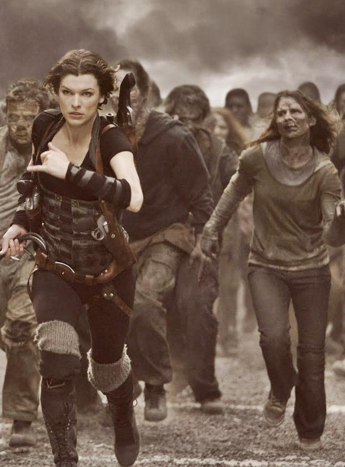 (c) Resident Evil