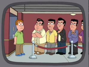 (c) Family Guy