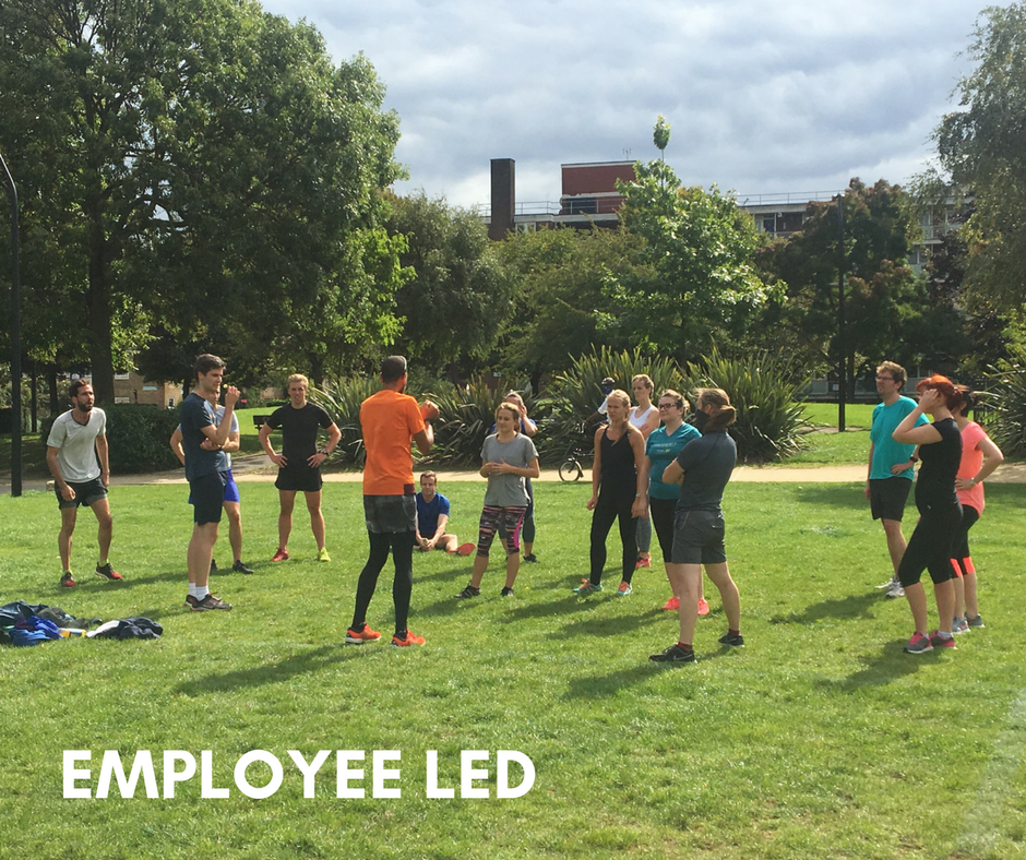 10-25 runners could pay as little as £5 week to create their own bespoke Run Club -