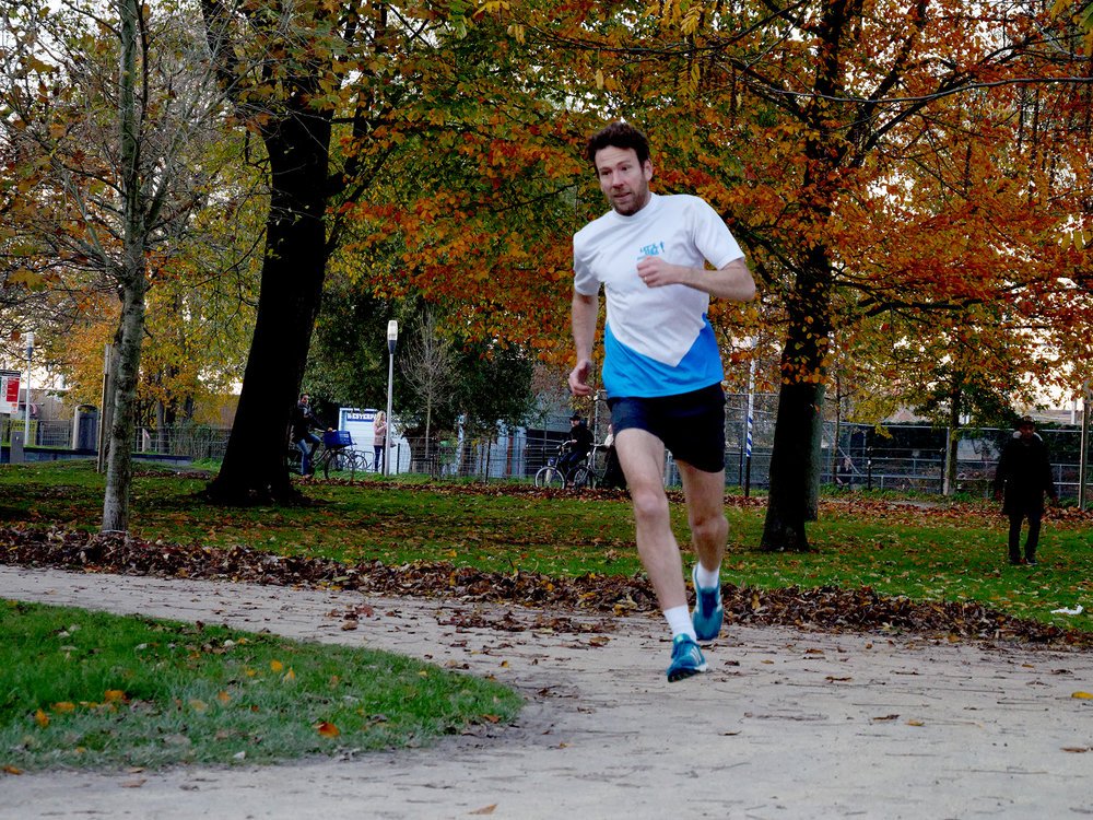Can you improve on your 5K time this February and March? Give our challenge a crack!