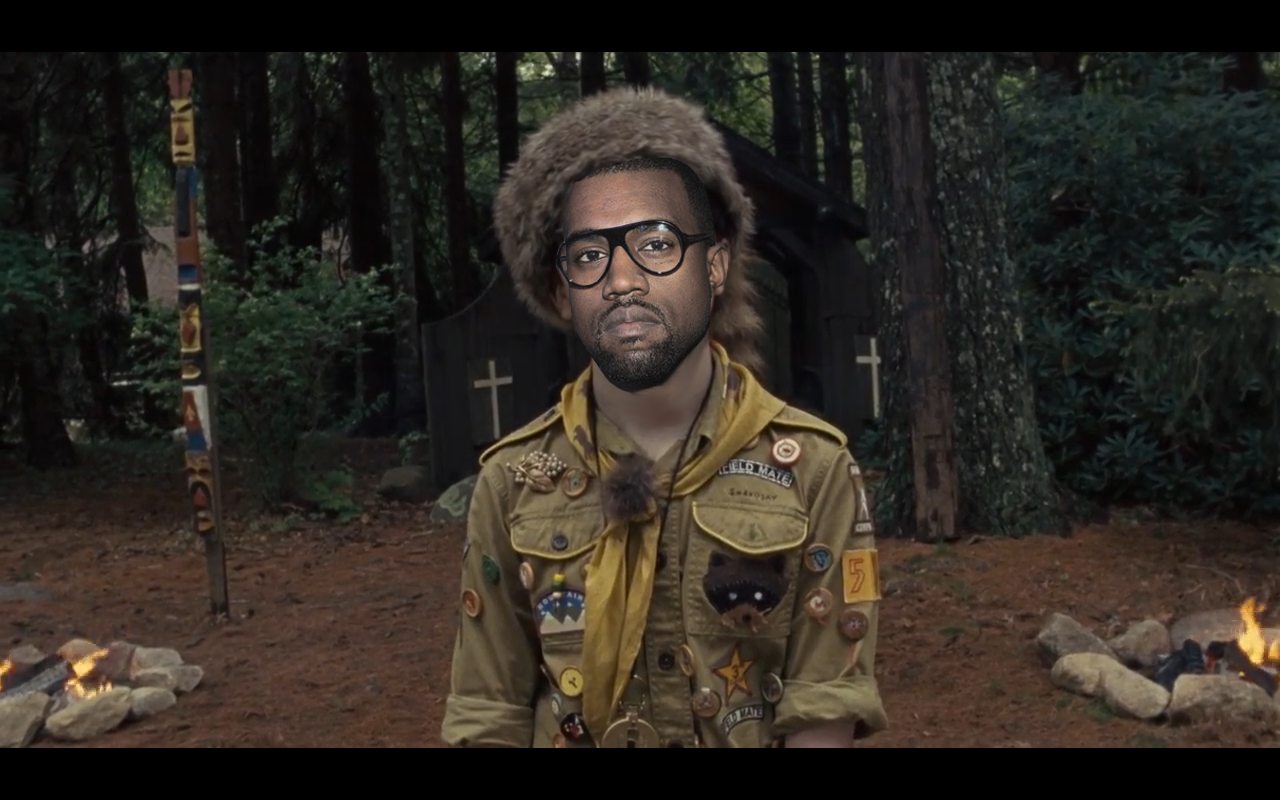 kanyewesanderson :     Any talented illustrators out there want to help make Khaki Kanye a reality? Let's talk. kanyewesanderson@gmail.com.     I want to make this happen…now.