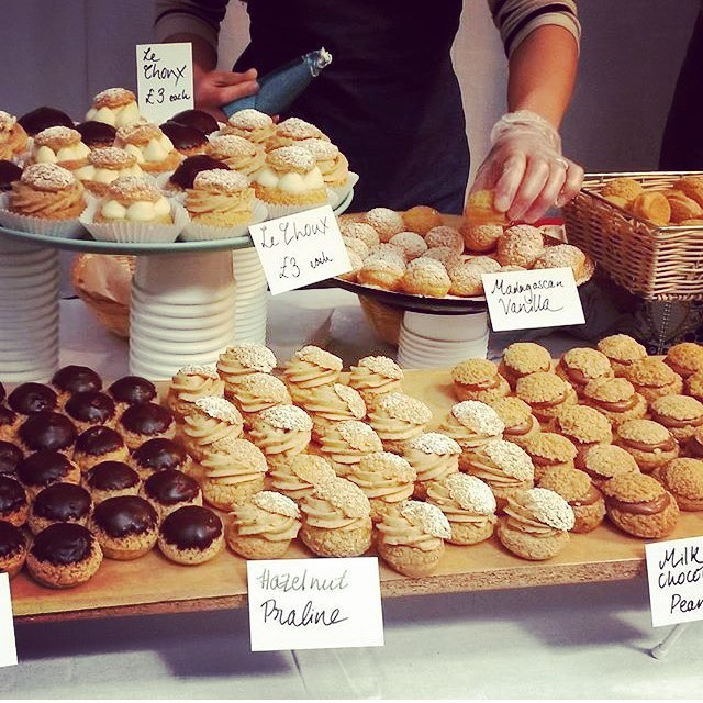 Our stall yesterday!  Thanks for the picture @ioana.91 !