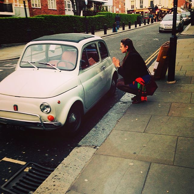 Me praying. When I finally pass my driving test this is the car I want. Trouble is, finding it hard to pass the (darn) test!! But once I do, watch out.  #car #love #nottinghill #home #strongcardesire