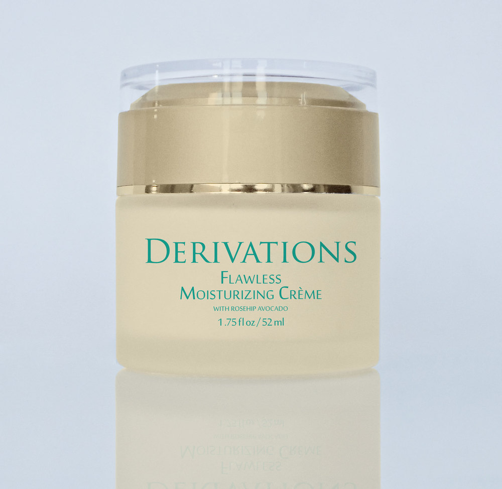 Derivations Skincare | Flawless Moisturizer