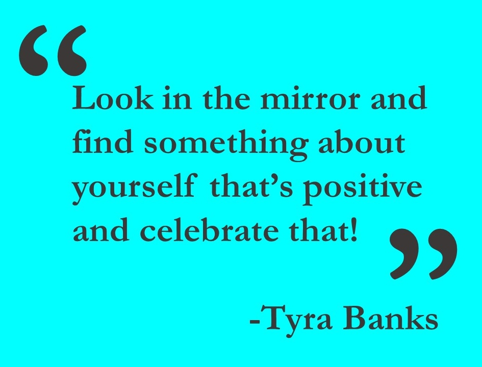 Tyra Banks Beauty Quote
