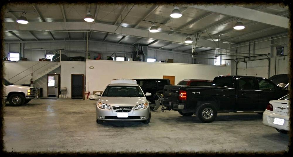 12,000 sq. ft. Facility!
