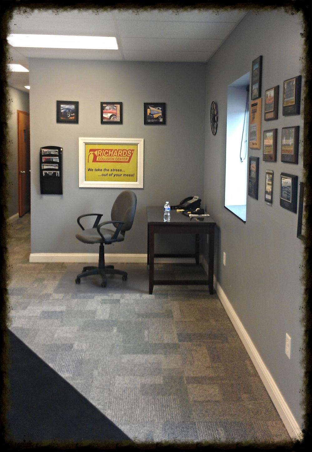 Richard's Collision Center Office