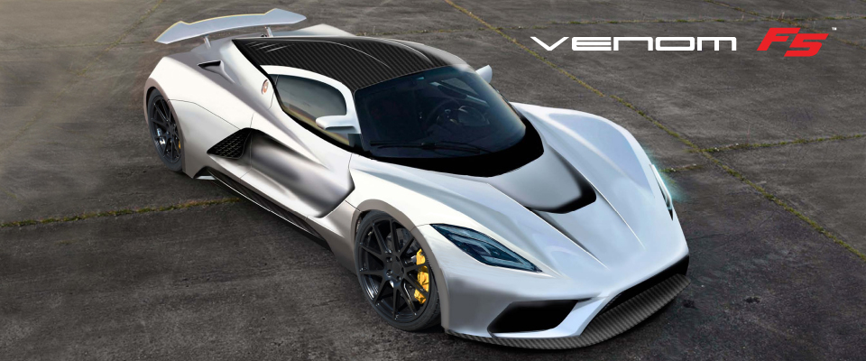 Photo Credit:  venomgt.com/venom-f5/