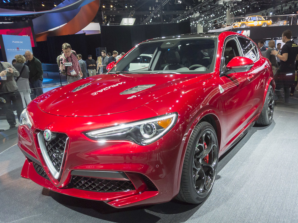 Photo Source:   www.kbb.com  - New 2018 Alfa Romeo Stelvio
