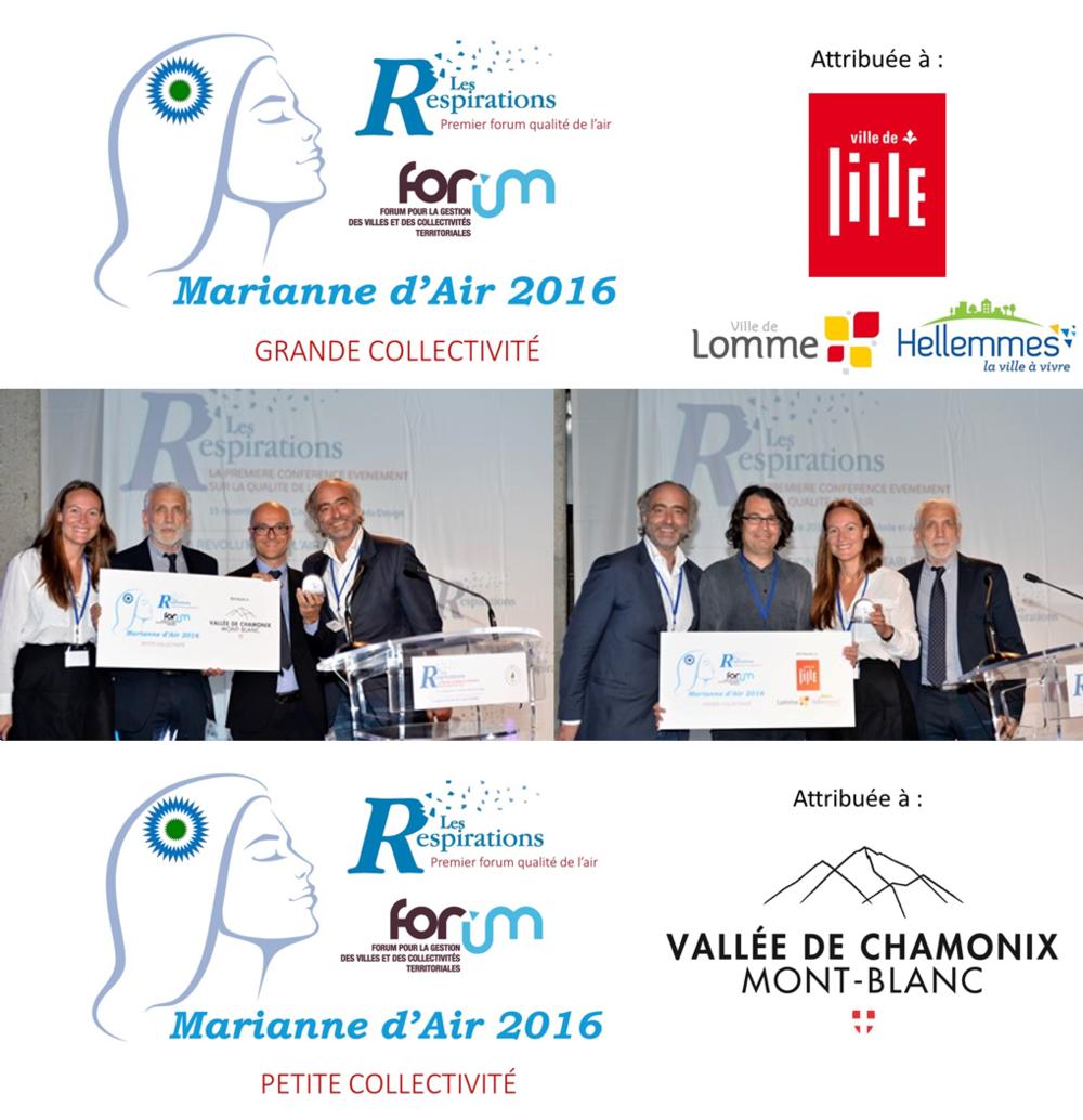 Marianne d'Air 2016_Lauréats