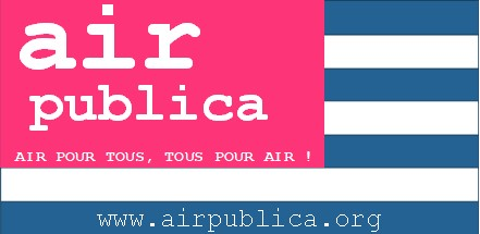 AIRPUBLICA FLAG