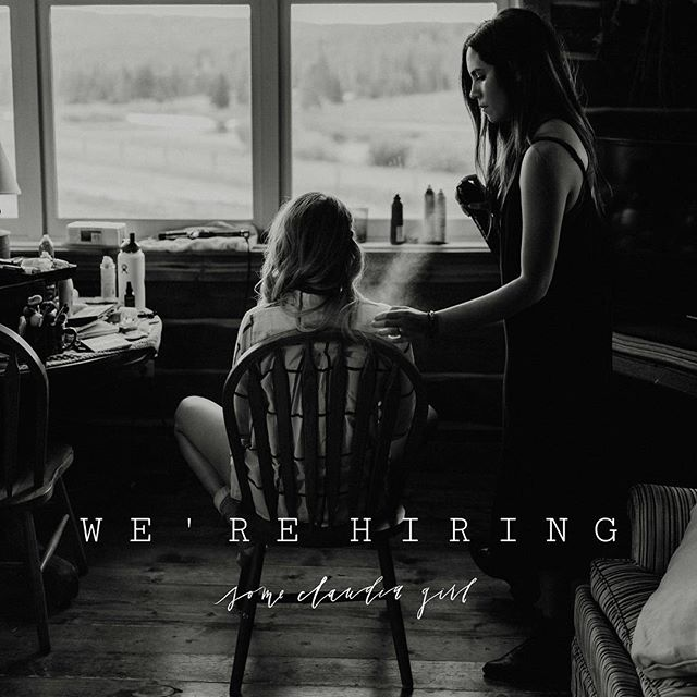 *ATTN DENVER MAKEUP ARTISTS* We are looking to expand our bridal team of passionate makeup artists! If you or some one you know is looking for an opportunity to learn the ropes of the wedding and bridal beauty industry or to simply broaden your horizons in your beauty career click the link in my profile and submit a quick form! 👆🏼⚡️ #someclaudiagirl