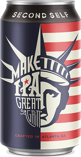 Make IPA Great Again  - Retro Double IPA