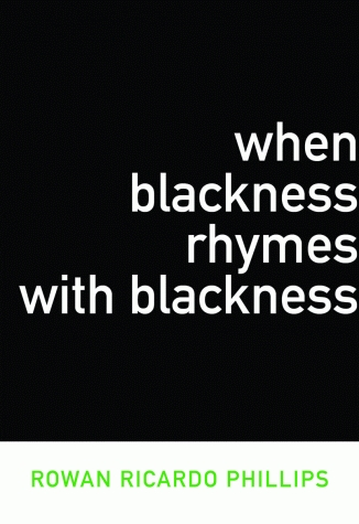 When Blackness Rhymes with Blackness: essays  (Dalkey Archive 2010).