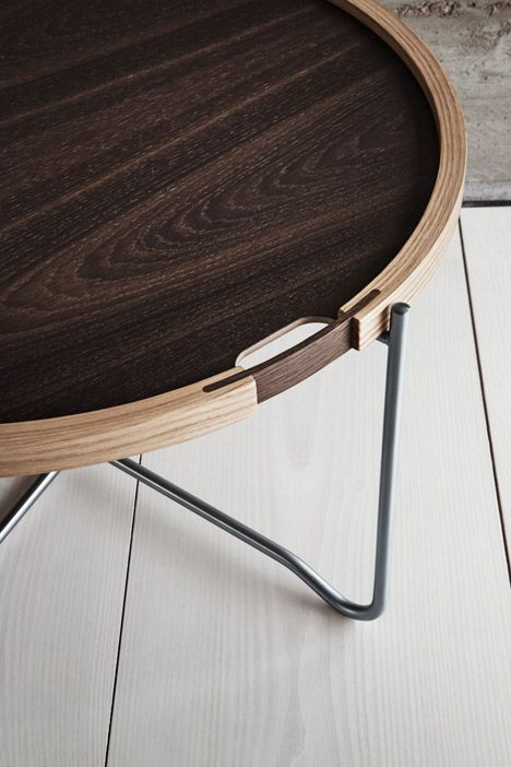 CH417 table by Carl Hansen & Son